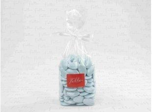 Sachet dragées bleu ciel (1 kg.)