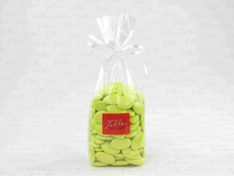 Dragées citron vert (sachet de 1 kilo)