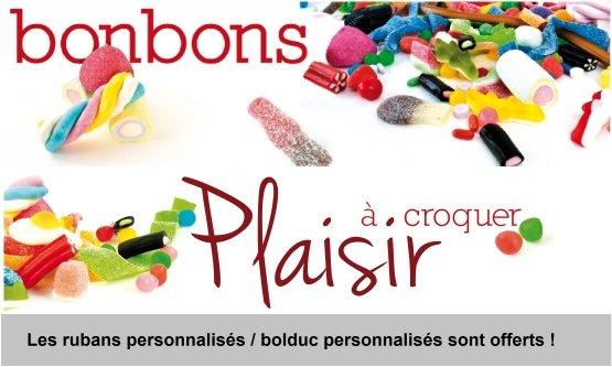 Cadeau Bonbons Personnalisés | Offrez un Cadeau Original !